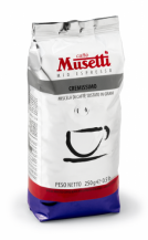 Musetti Cremissimo 1kg Hela bönor