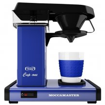 Moccamaster Cup-one Royal Blue - Kaffebryggare