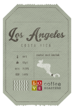 Love Coffee - Los Angeles- Costa Rica - 250g