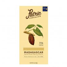 Patric Chocolate - Madagascar Dark Chocolate 75% - 65g