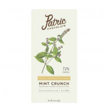 Patric Chocolate - Mint Crunch 72% - 65g