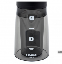 Hario Kaffekvarn Mini Slim Plus