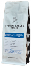 Spring Valley Espresso kaffe bönor