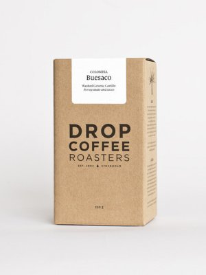 Drop Coffee - Buesaco ML3, Narino, Colombia kaffebönor - 250g