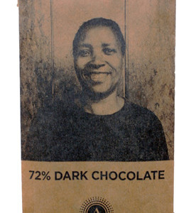 Askinosie - Dark Chocolate 72% Tanzania, 85 g - 85g