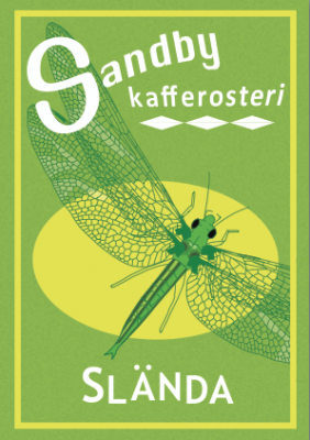 Sandby Kafferosteri – Slända Estate Blend - 250g