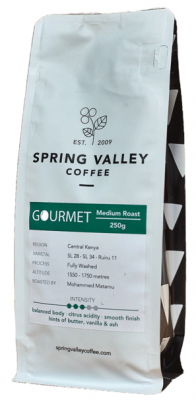 Spring Valley Gourmet kaffe bönor