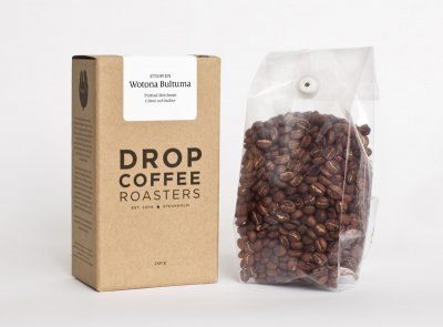 Drop Coffee - Wotona Bultuma - Etiopien - 250g