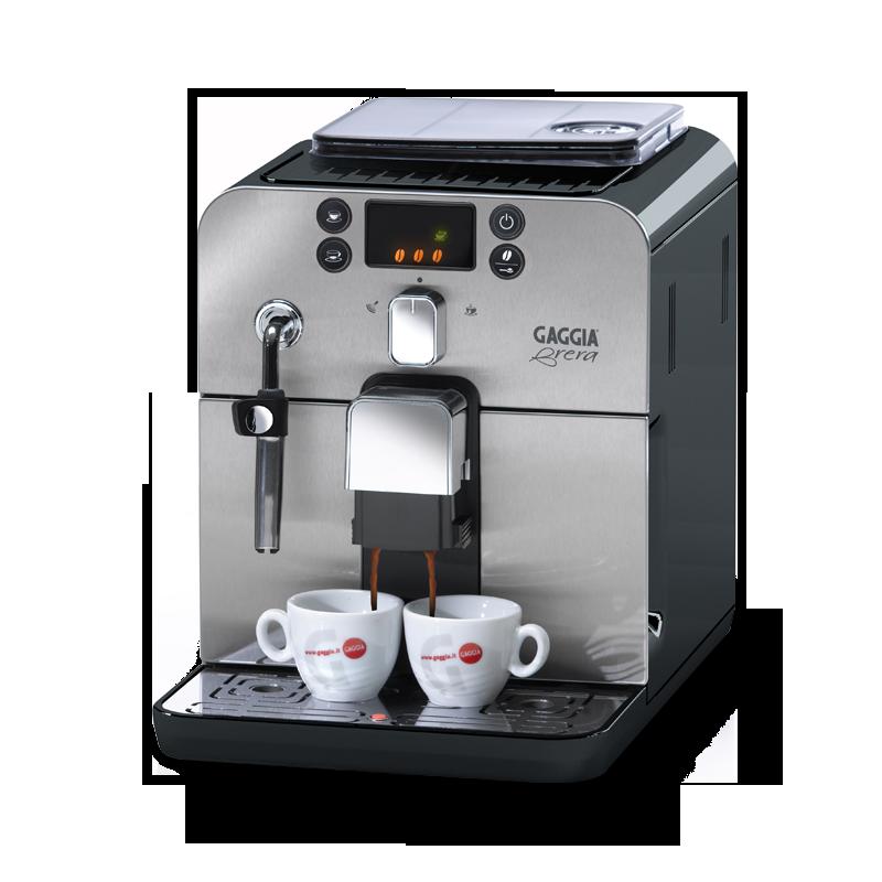 kaffebryggare med hela bönor